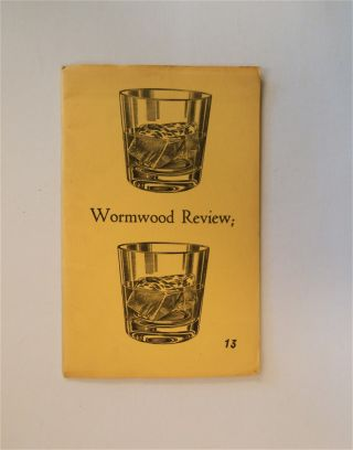"""The Hours."" In ""The Wormwood Review"" Charles BUKOWSKI"