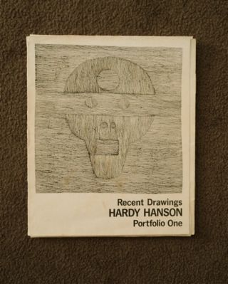 Recent Drawings. Hardy HANSON