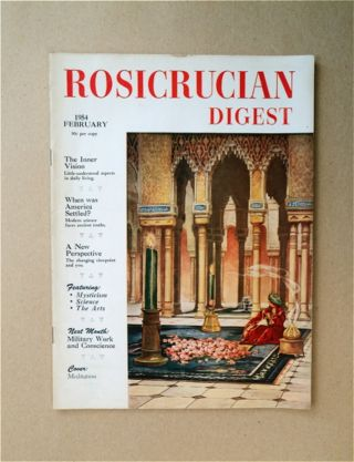 THE ROSICRUCIAN DIGEST