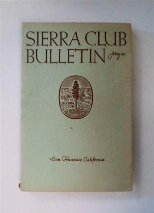 SIERRA CLUB BULLETIN