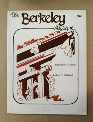 BERKELEY MAGAZINE