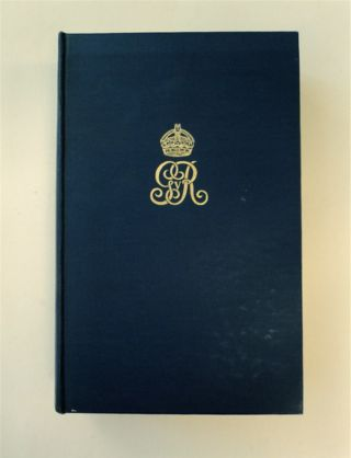 King George the Fifth: His Life and Reign. Harold NICOLSON
