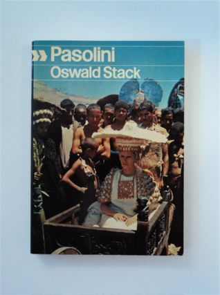 Pasolini on Pasolini: Interviews with Oswald Stack. Oswald STACK