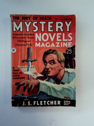 MYSTERY NOVELS MAGAZINE QUARTERLY