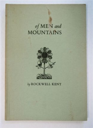 Of Men and Mountains: Being an Account of the European Travels of the Author and His Wife, Sally,...