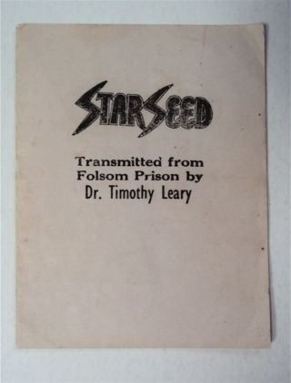 Starseed. Timothy LEARY