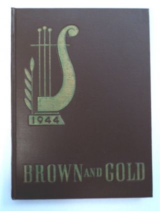 Brown and Gold 1946. Lois AUSTIN, ed