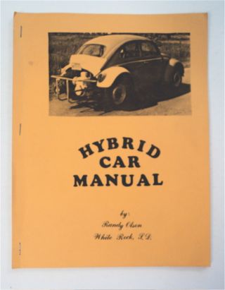 Hybrid Car Manual. Randy OLSON