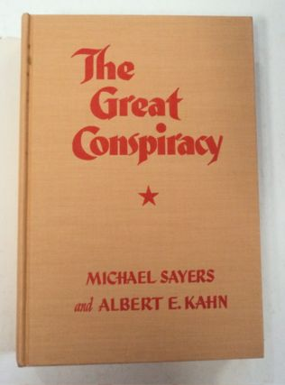 The Great Conspiracy: The Secret War against Soviet Russia