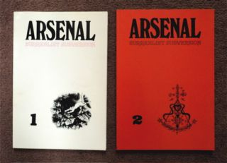 ARSENAL: SURREALIST SUBVERSION