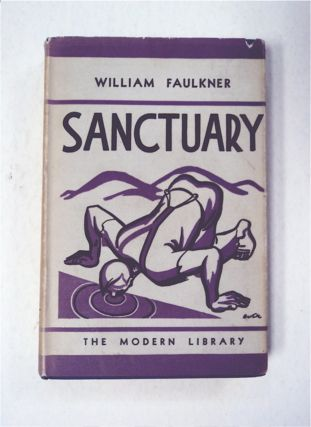 Sanctuary. William FAULKNER