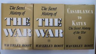 The Secret History of the War