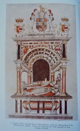 English Church Monuments 1510 to 1840