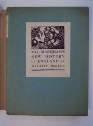 Mrs. Markham's New History of England: Being an Introduction for Young People to the Current History & Institutions of Our Time