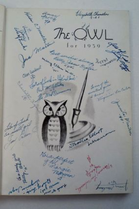 The Owl for 1939