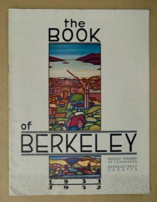 THE BOOK OF BERKELEY 1931-1932