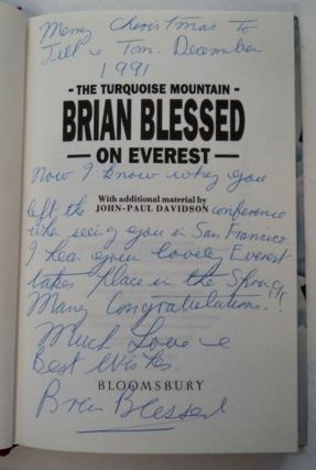 The Turquoise Mountain: Brian Blessed on Everest