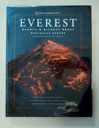Everest, Mountain without Mercy. Broughton COBURN