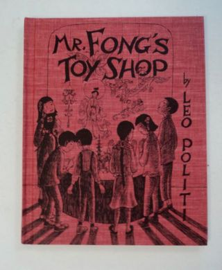 Mr. Fong's Toy Shop
