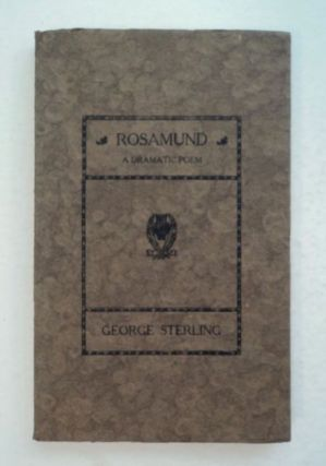 Rosamund: A Dramatic Poem