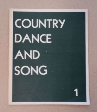COUNTRY DANCE AND SONG