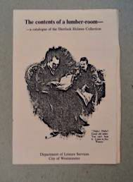 The Contents of a Lumber-Room: A Catalogue of the Sherlock Holmes Collection