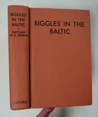 Biggles in the Baltic: A Tale of the Second Great War